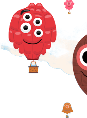 ClassDojo hot air balloons